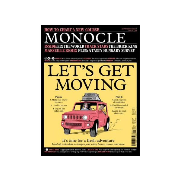 Monocle issue 136