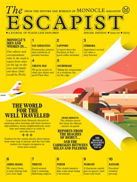 The Escapist #2_Cover