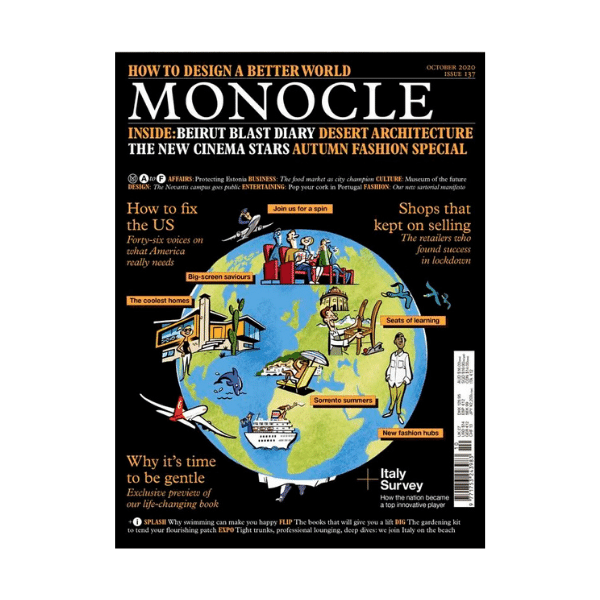 Monocle Issue 137