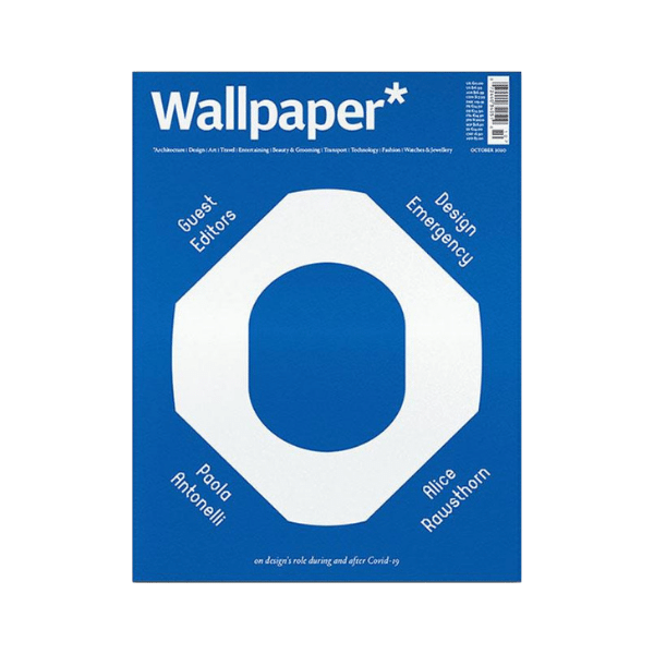 WALLPAPER MAGAZINE October 2020