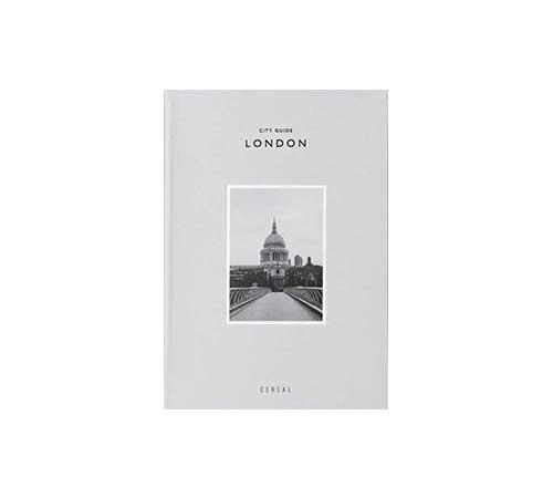 Cereal-London-Guidebook