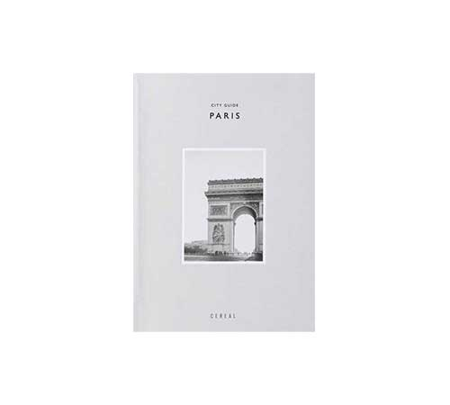 Cereal-Paris-Guidebook