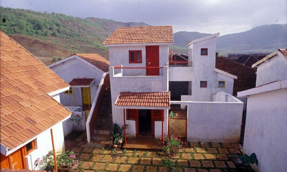 Charles Correa-Belapur House