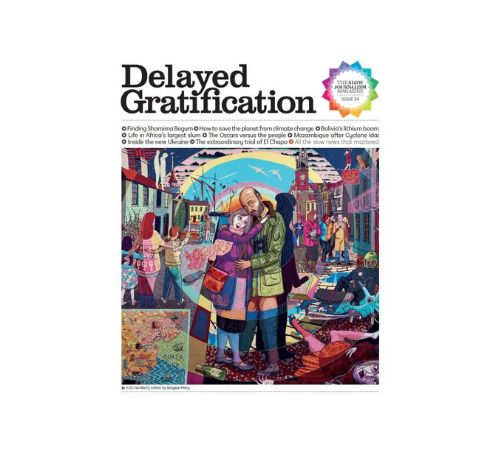 Delayed Gratification Issue 34