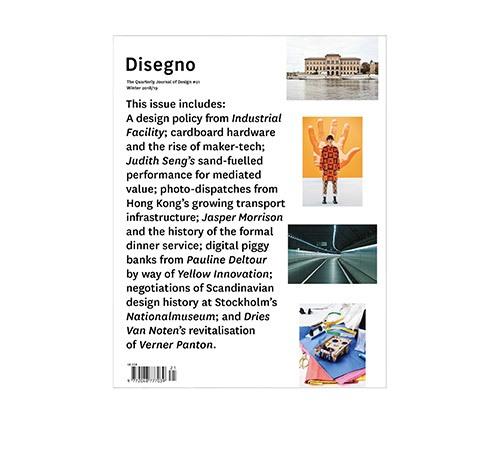 Disegno21-Cover