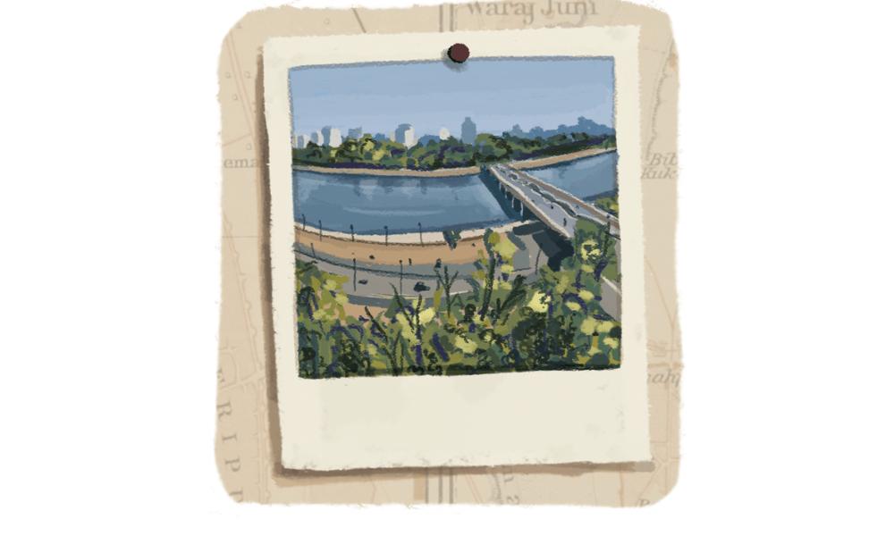 Ahmedabad- Ellis-Bridge