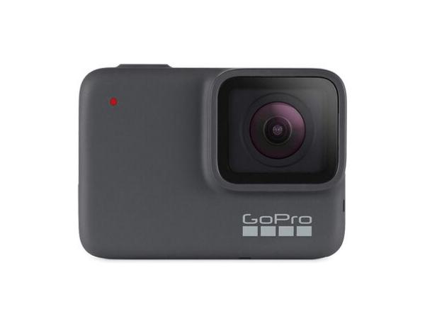 GoPro CHDHC-601-RW HERO7 Camera (Silver)