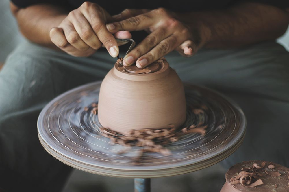 Curators of Clay Wheel