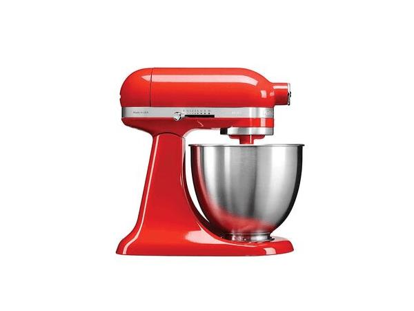 KitchenAid Artisan Mini 5KSM3311XBHT 3.3-Litre Stand Mixer (Hot Sauce)