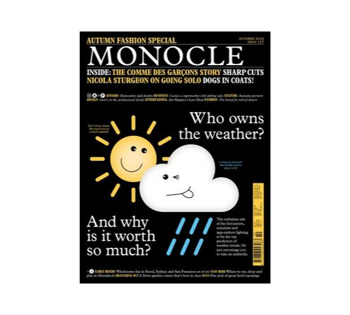 Monocle Issue 127