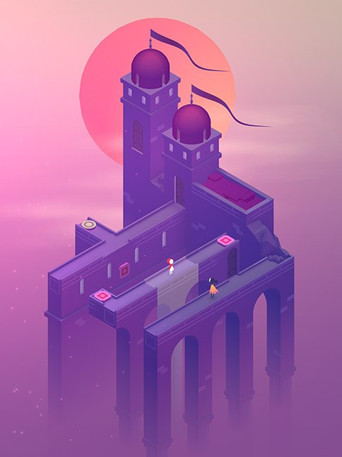 Monument-Valley-games