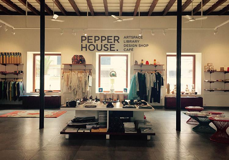 Stockist Pepper House Design Shop