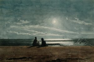 Short-Stories-Gloom-Doom-Moonlight-by-Winslow-Homer