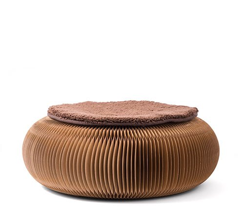Twisty_Pouffe_Brown