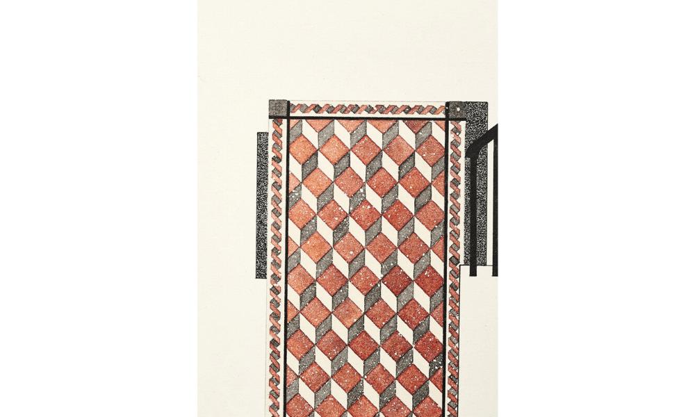Vishwa-shroff-bombay-stairwell-2