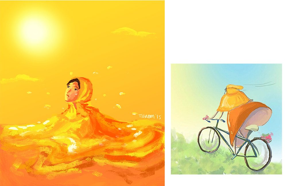 melted-bicycle-tasneem-amiruddin